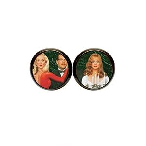 Death Becomes Her Earrings - Spoopy, Halloween